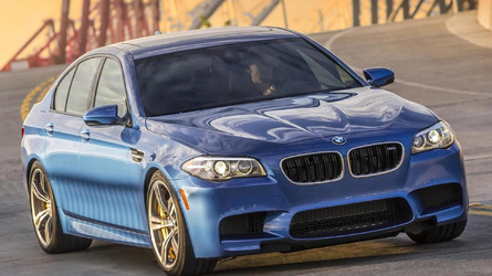 2018 BMW M5 likely getting all-wheel drive