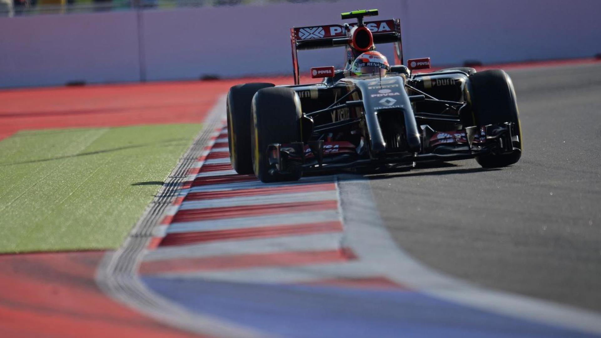 Engine switch to bring half-second boost - Maldonado