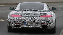 High-performance Mercedes-AMG GT prototype