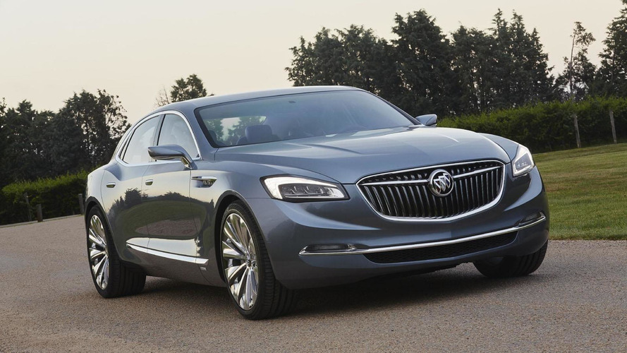 Buick Avenir concept isn't going into production, Cadillac could be to blame