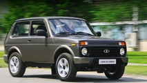 Lada Niva Urban revealed ahead of Moscow Motor Show debut