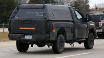 2016 Ford Super Duty spied in the United States