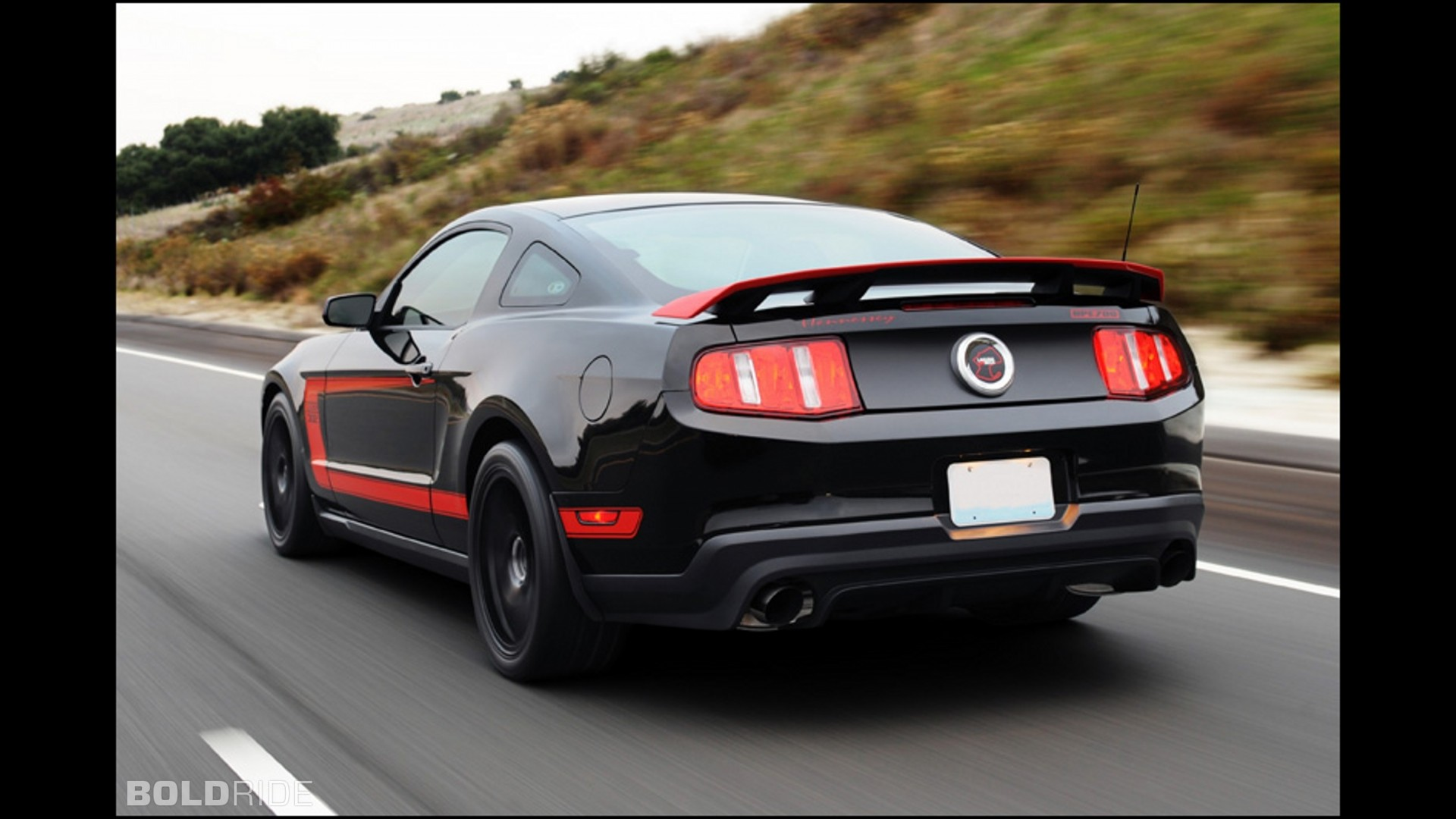 Hennessey HPE 700 Ford Mustang Boss 302
