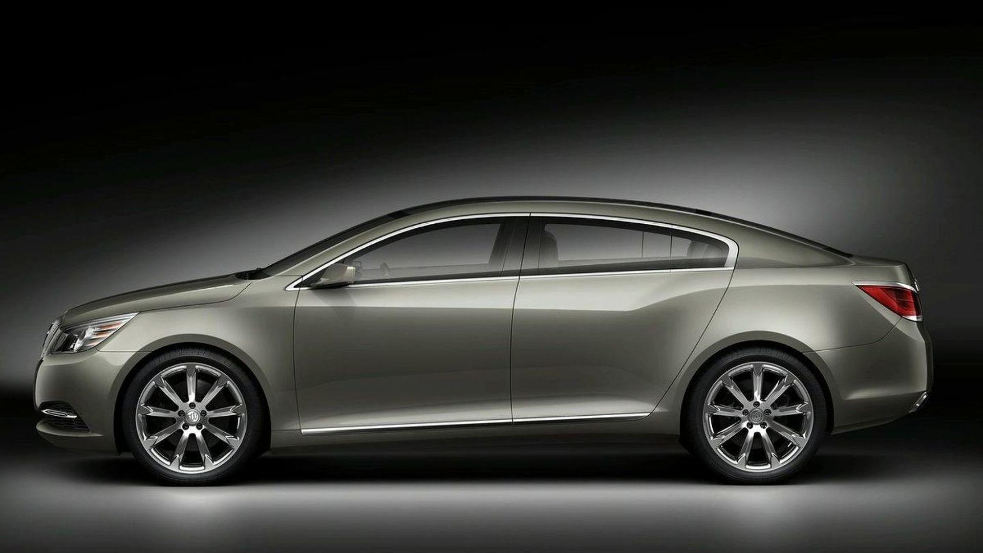 Buick Invicta Concept Debuts in Beijing