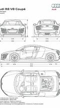 2013 Audi R8 dimensions