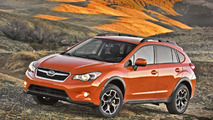 2013 Subaru XV Crosstrek 22.03.2012