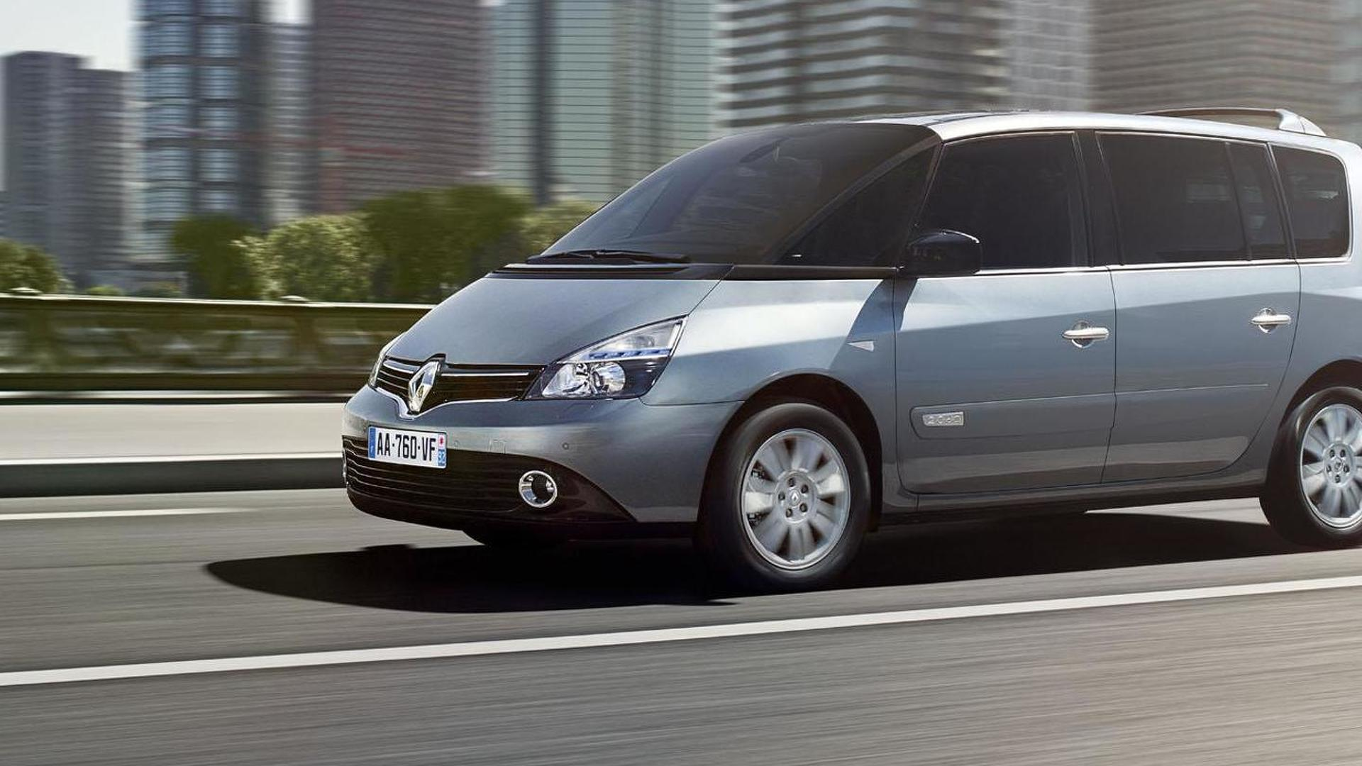 Renault confirms Espace replacement will have crossover influences