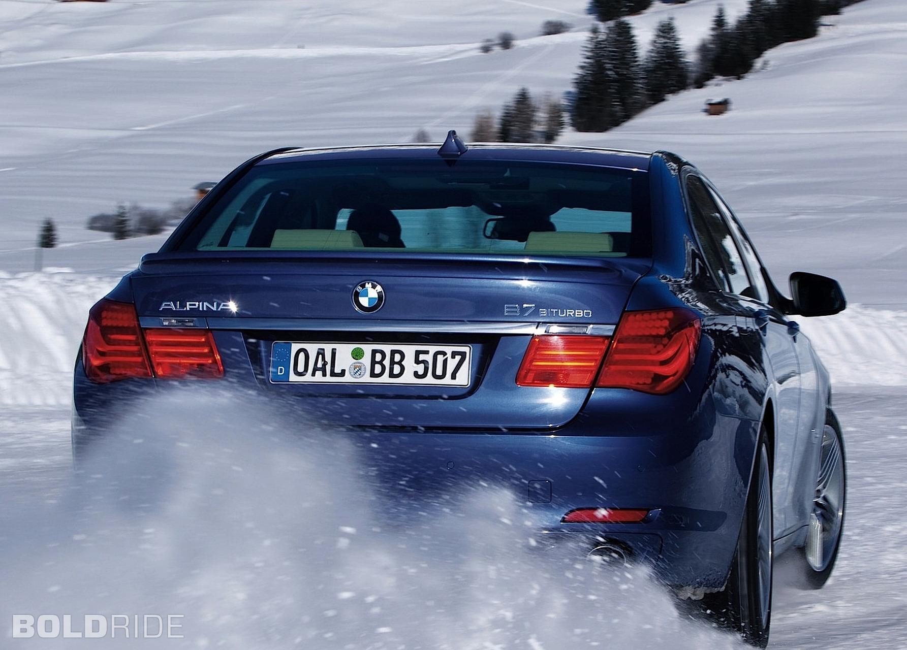 Alpina BMW B7 Bi-Turbo Allroad