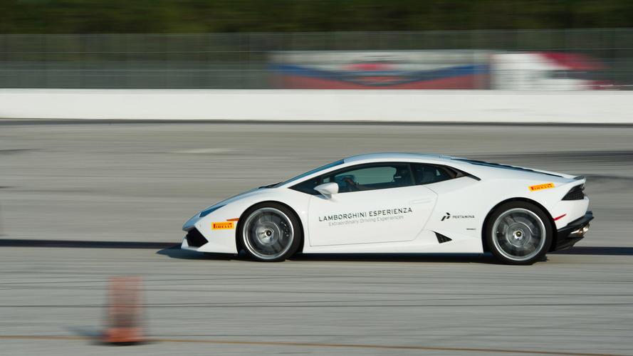 Lamborghini Esperienza A tantalizing taste of Italian