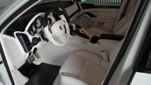 Porsche Cayenne White Dream Edition by Anderson Germany 30.10.2013