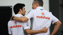 Whitmarsh helping Perez find 2014 seat