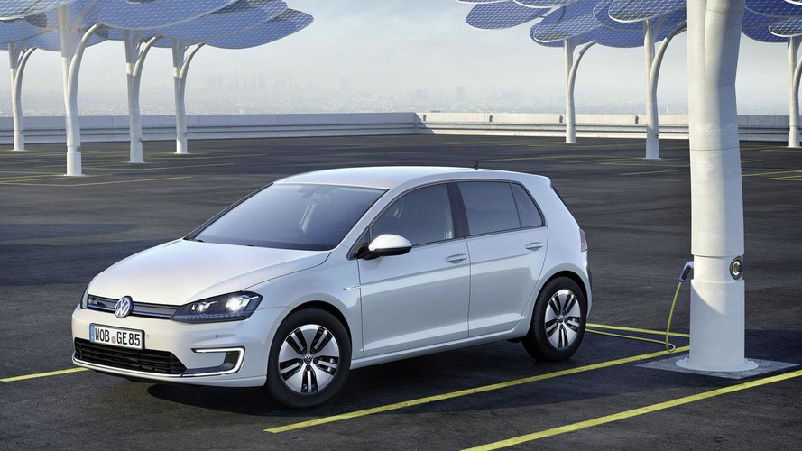 VW says EV cheaper than equivalent Golf is doable