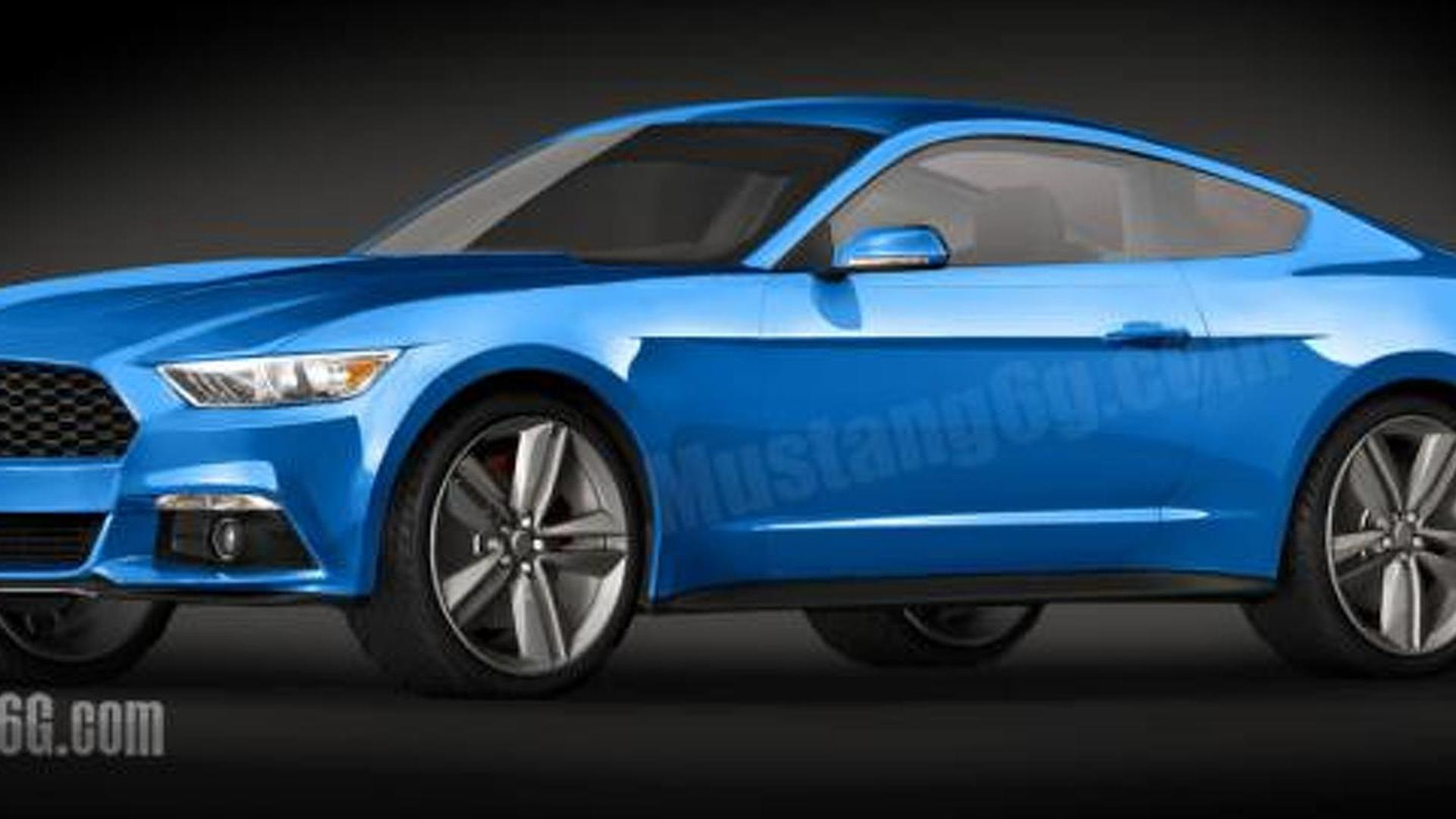 2015 Ford Mustang to be unveiled in December - report