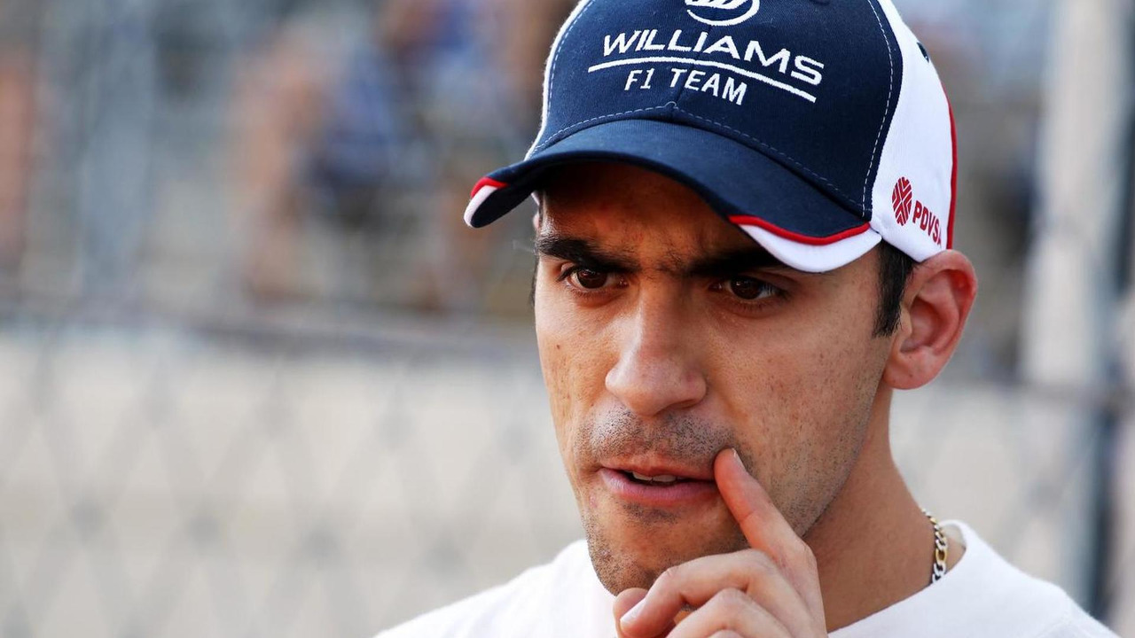 Pastor Maldonado 17.11.2013 United States Grand Prix