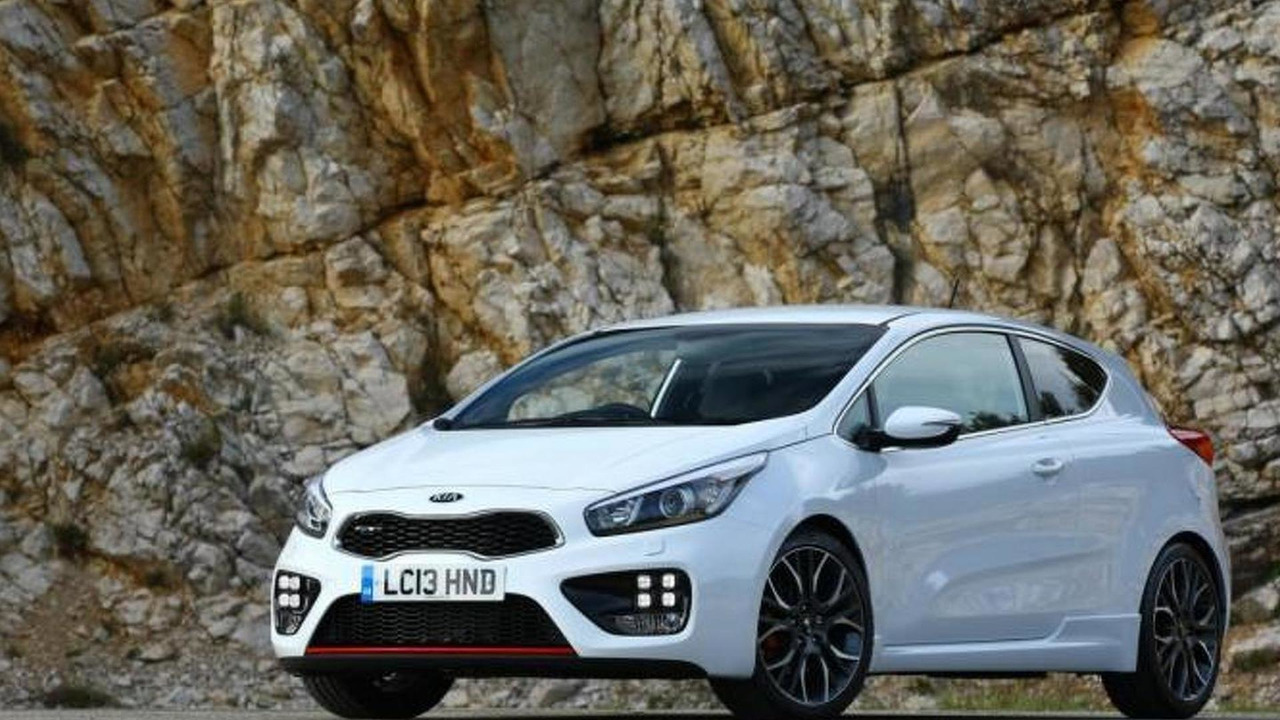 2013 Kia pro_cee'd GT (UK-spec) 24.06.2013