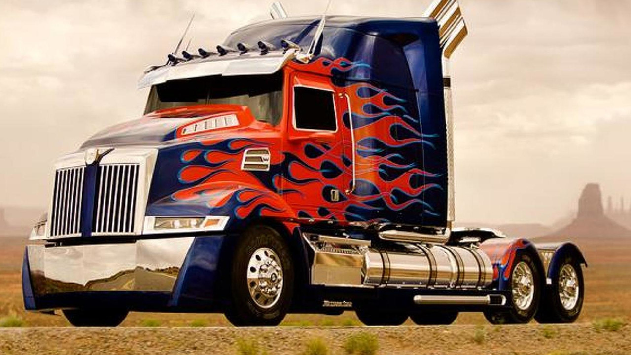Optimus Prime for Transformers 4 29.5.2013