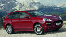 Porsche Cayenne GTS to Debut in Frankfurt