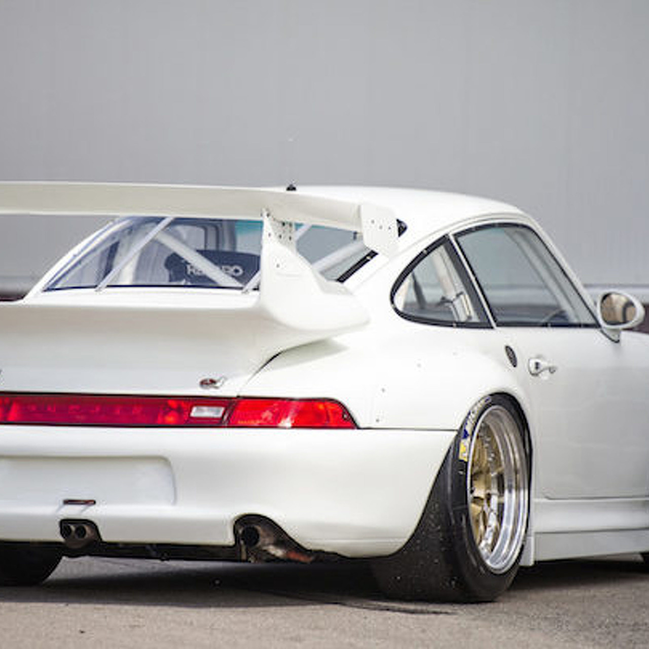 A 1995 Porsche 911 GT2 Evo is as Raw and Rare as it Gets