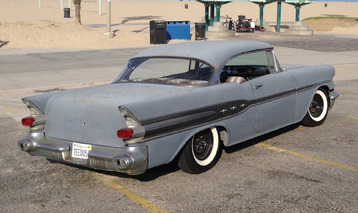 Meet Brother JD and his 1957 Pontiac Chieftain 'Smokahontas': Your Ride