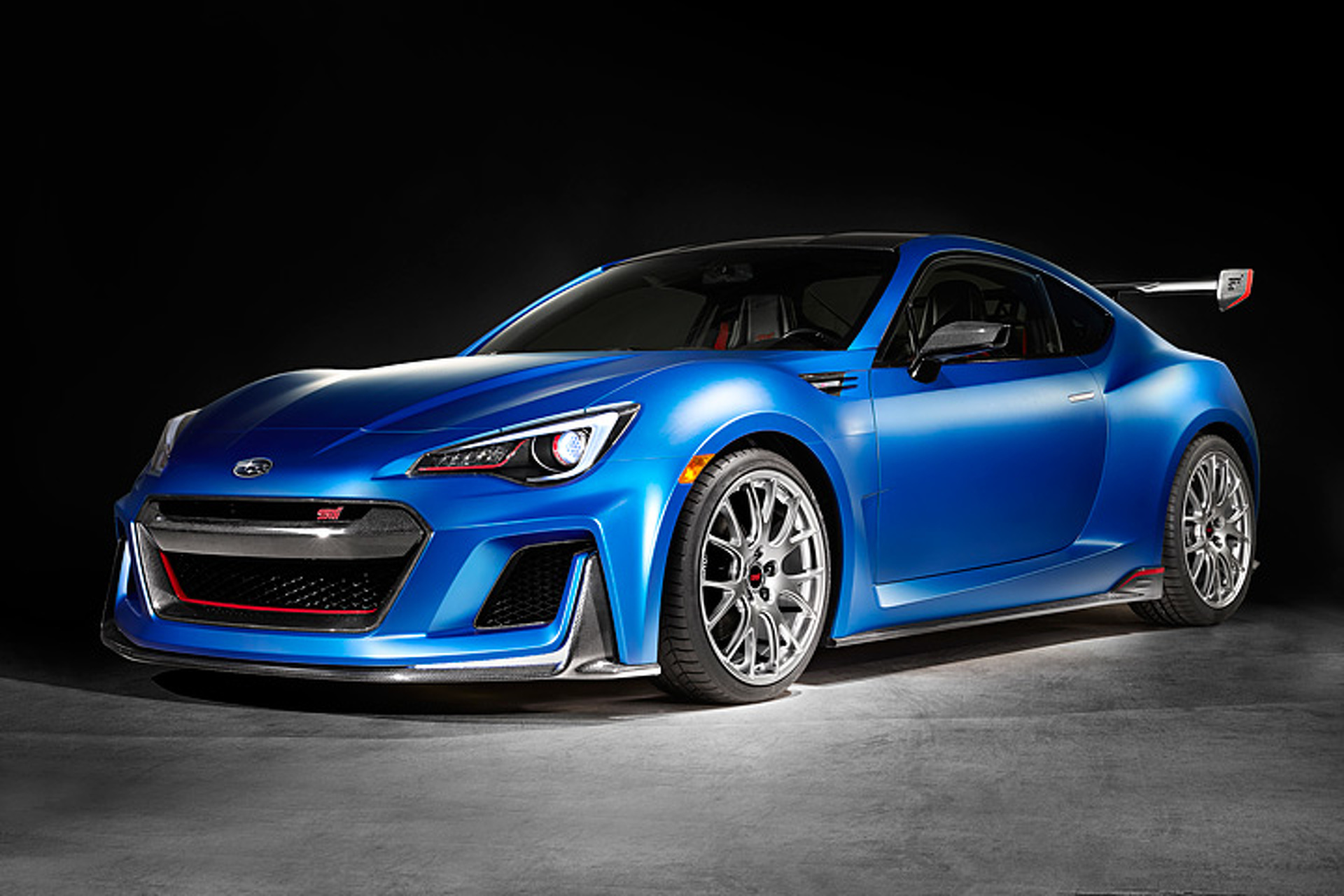 A Mid-Engine Subaru Sports Car Won't Happen, Says Report