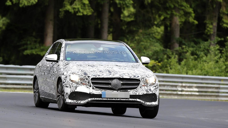 Mercedes-Benz E-Class W213 returns in 14 fresh spy shots