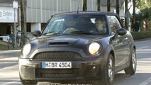SPY PHOTOS: New MINI Cooper Convertible