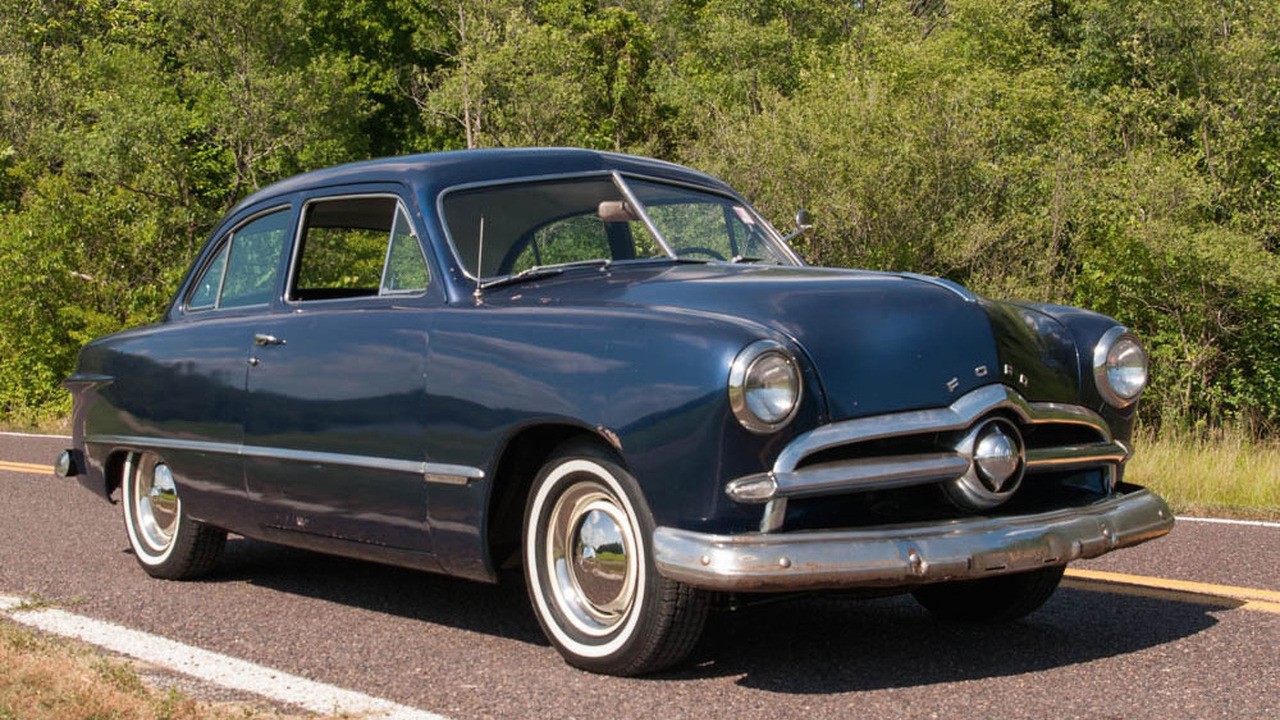 1949 Ford Club Coupe Owned By Billie Joe Armstrong For Sale Green 2 Door Hardtop Day