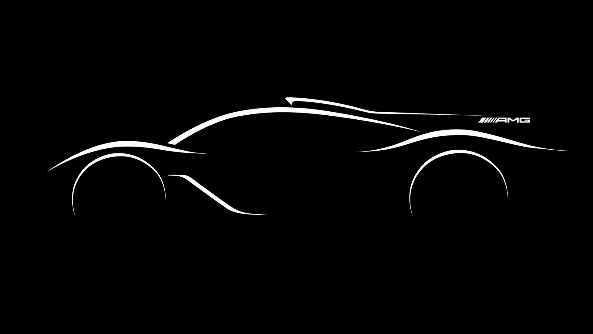 Mercedes-AMG hypercar will use actual F1 engine