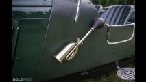 Bentley 4 1/4 Litre Four-Seater Tourer