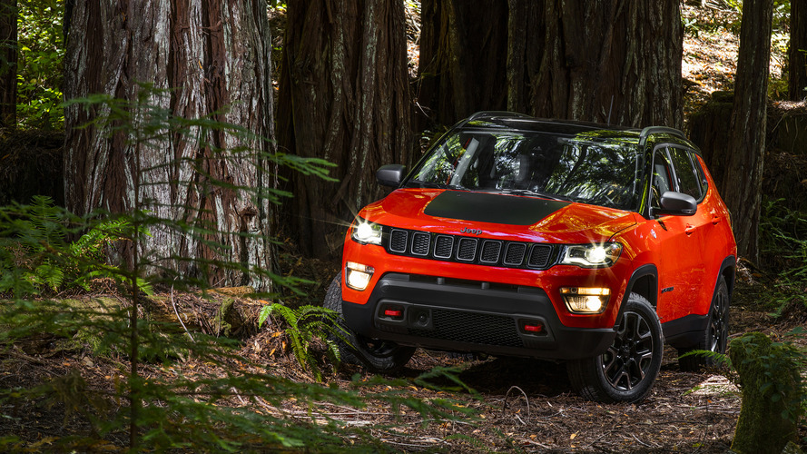 2017 Jeep Compass officially revealed