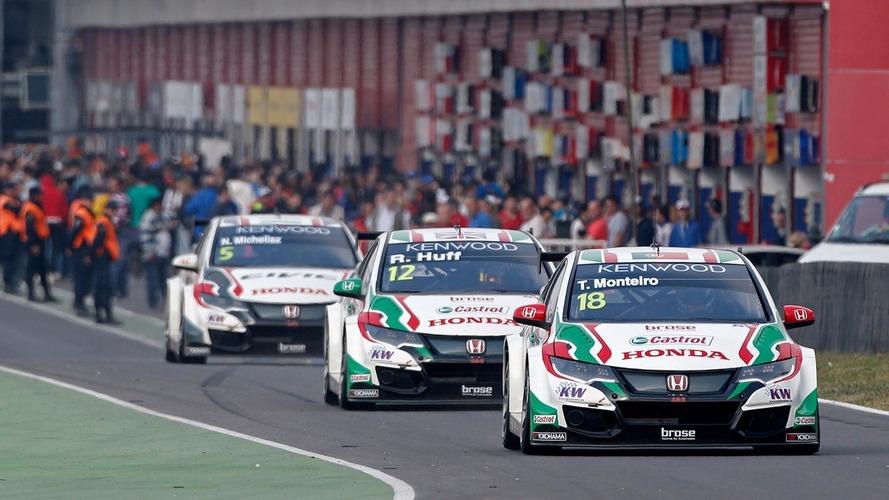WTCC : Honda poursuit son programme officiel en 2017