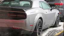 Dodge Challenger Demon Spy Shots