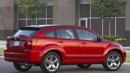 Dodge Caliber production ends