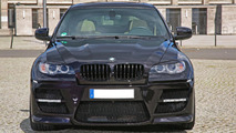 Wide-track/body BMW X6 by CLP Automotive