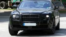 Rolls-Royce Ghost prototype spied in Munich