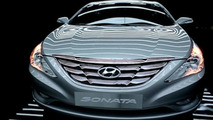 2011 Hyundai Sonata / i40 photos uncovered