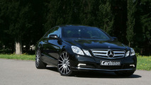 Carlsson E-Class Coupe first photos