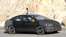 American Honda Civic Sedan spy photo
