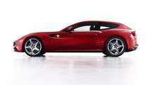 Ferrari FF's 4WD system explained [video]