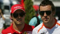 Massa 'certain' Alonso involved in crash-gate