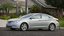 2011 Hyundai Sonata Unveiled for U.S. Market