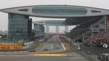 Shanghai must improve track before 2011 race - FIA