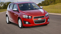 Chevrolet Sonic Z-Spec accessories announced