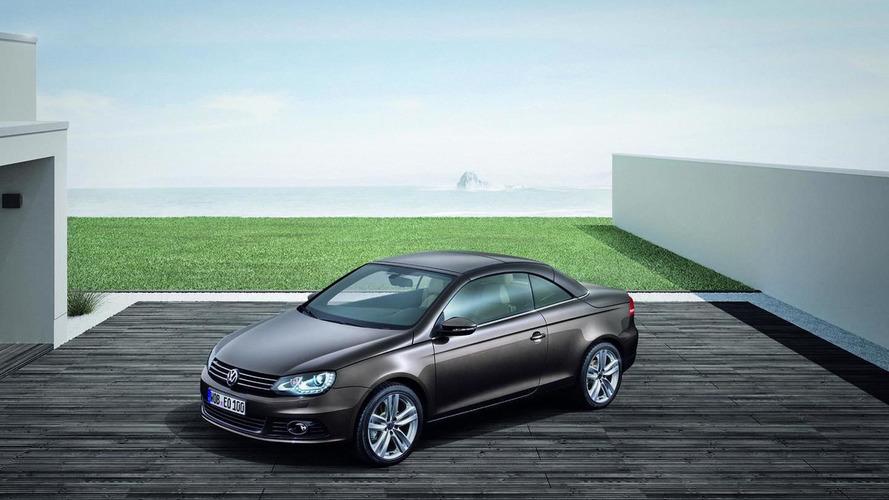 Volkswagen Eos facelift revealed