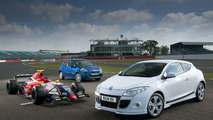 Renault Clio and Megane World Series Special Edition with R27