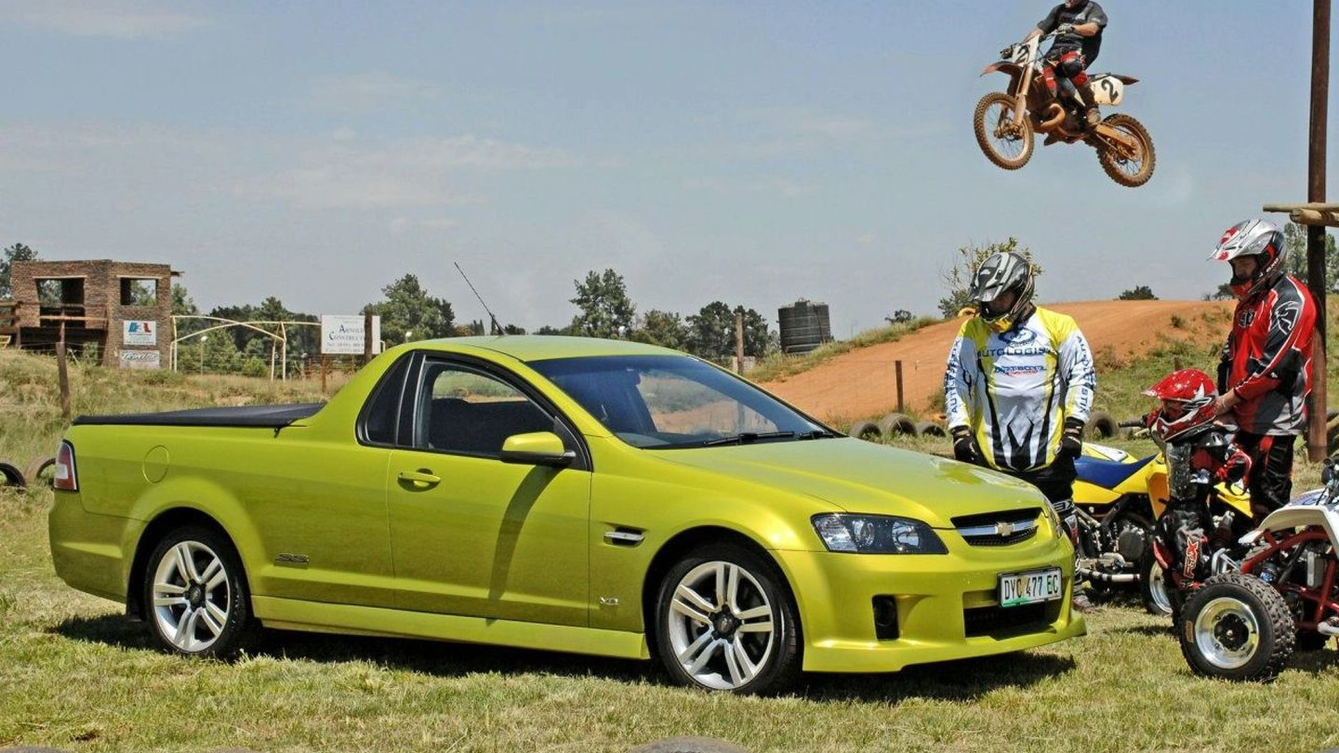 Chevrolet Lumina SS Ute Launched in South Africa