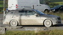 SPY PHOTOS: More Mercedes C-Class Wagon and Sedan