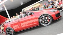 VW Golf GTI Cabriolet Concept, Wörthersee 2011, 3.6.2011