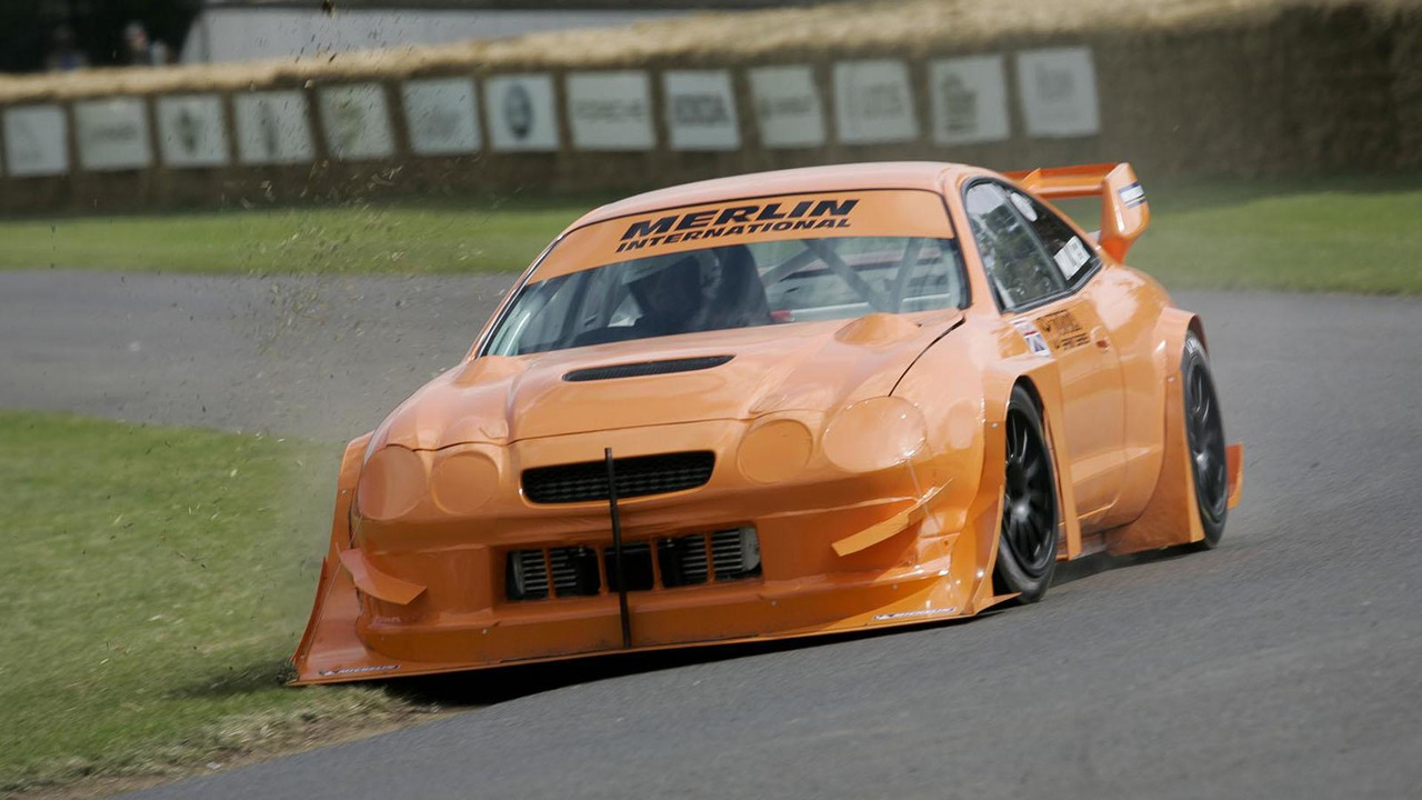Toyota Celica at Goodwood Festival of Speed - 4.7.2011