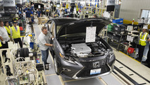 Lexus ES 350 production